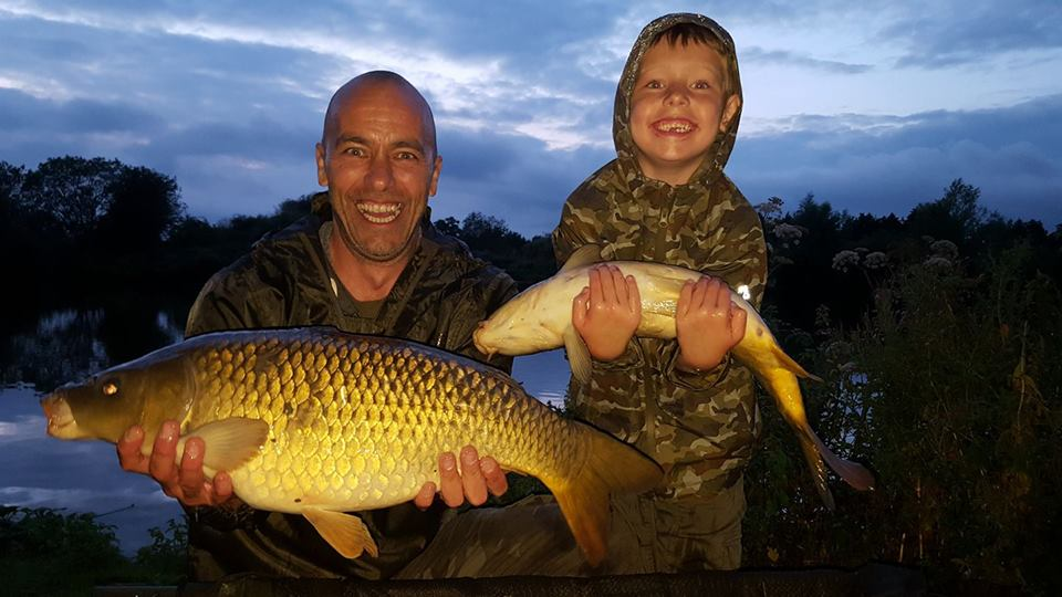 Carp FAther and Son