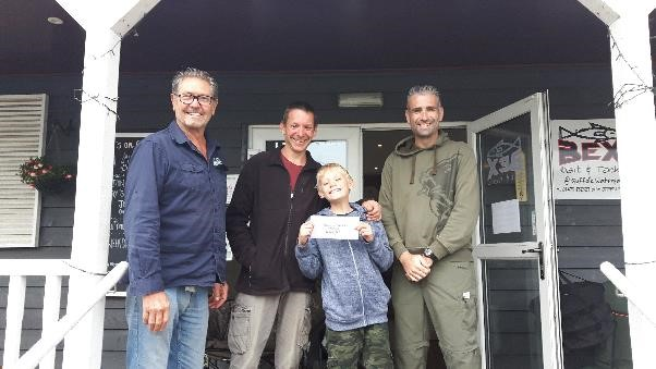 junior carp match winners suffolk water park